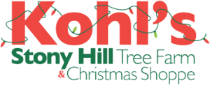 Kohl's Stony Hill Tree Farm & Christmas Shoppe