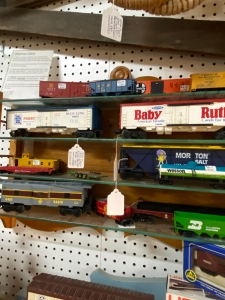 Model Railroad Memorabilia
